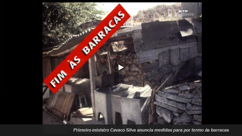 Barracas, chaga social