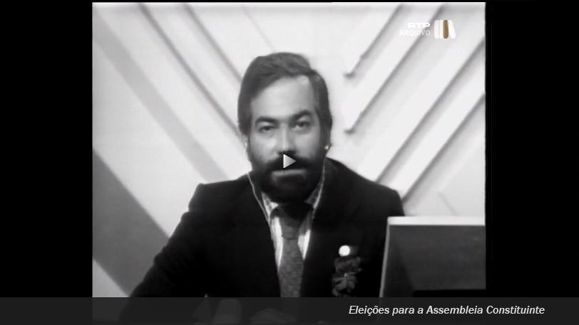 Eleições de 25 Abril 1975