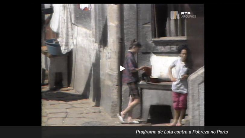 Programa Luta Contra a Pobreza no Porto