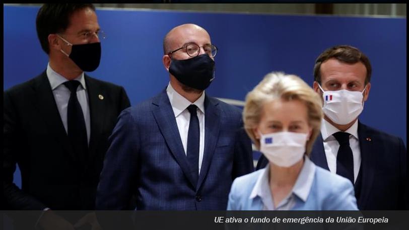 Líderes UE